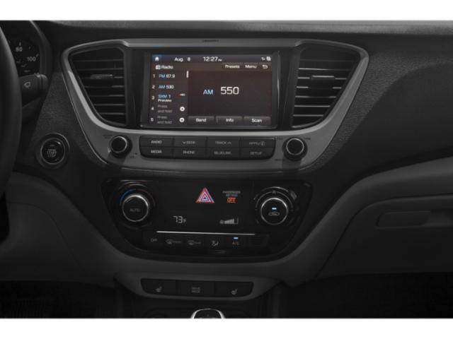 2020 Hyundai Accent 4dr Car