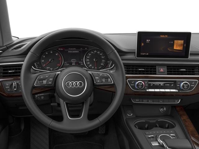 2017 Audi A4 4dr Car