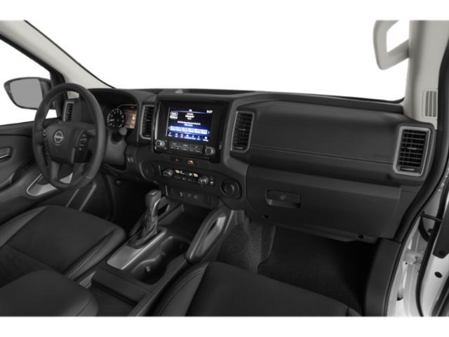 2022 Nissan Frontier Short Bed