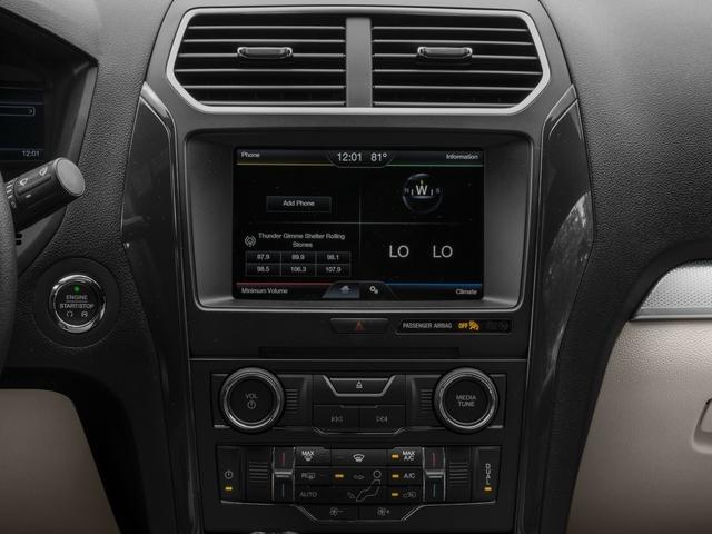 2017 Ford Explorer 4D Sport Utility