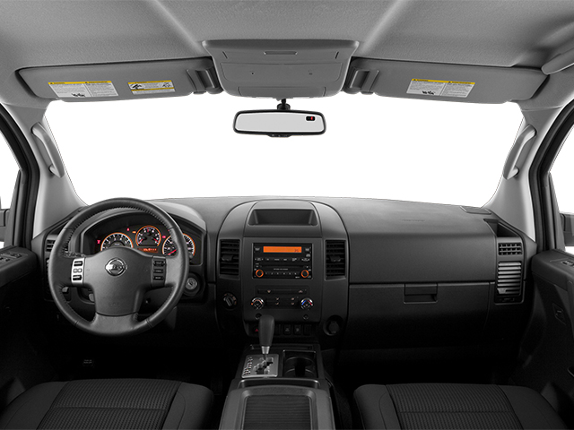 2014 Nissan Titan Standard Bed
