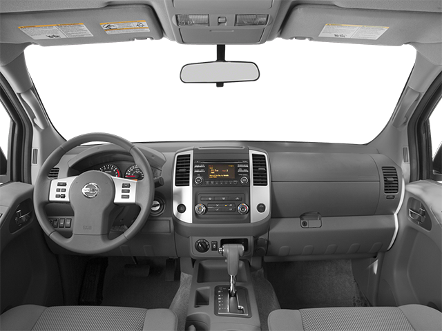 2014 Nissan Frontier Long Bed