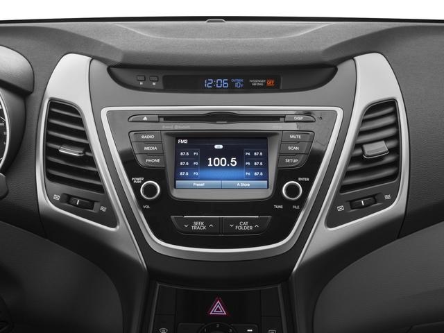 2015 Hyundai Elantra 4dr Car