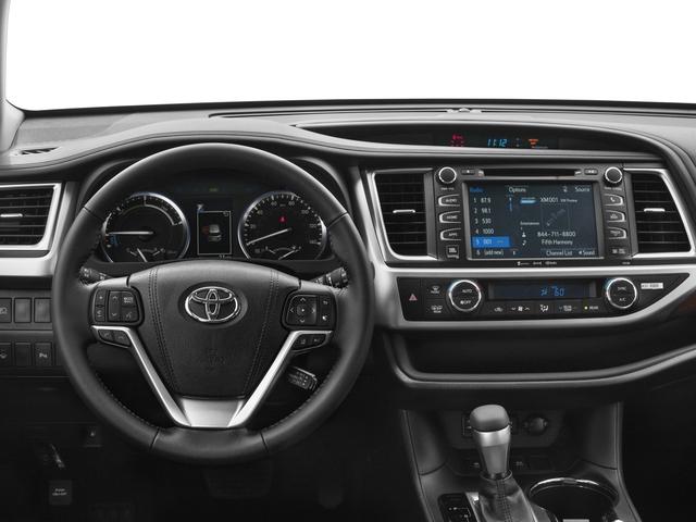 2017 Toyota Highlander Hybrid Sport Utility