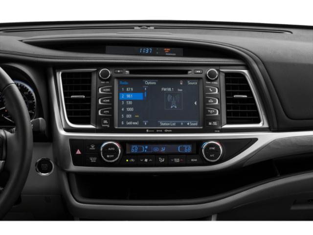 2019 Toyota Highlander Sport Utility