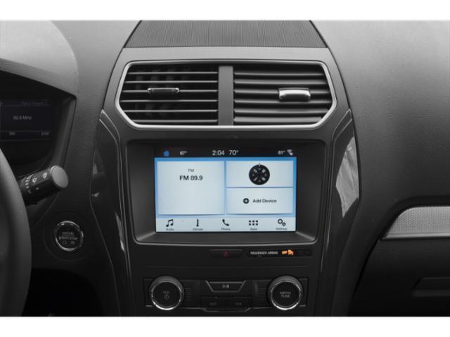2018 Ford Explorer 4D Sport Utility