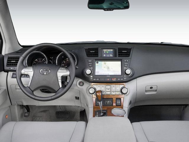 2008 Toyota Highlander Sport Utility