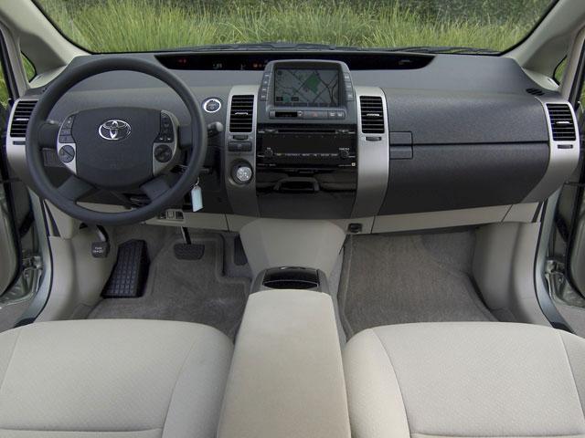 2008 Toyota Prius 4dr Car