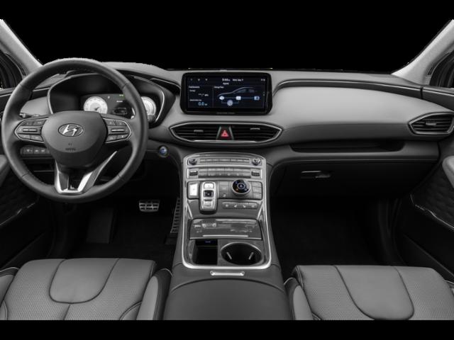 2021 Hyundai Santa Fe Hybrid Sport Utility