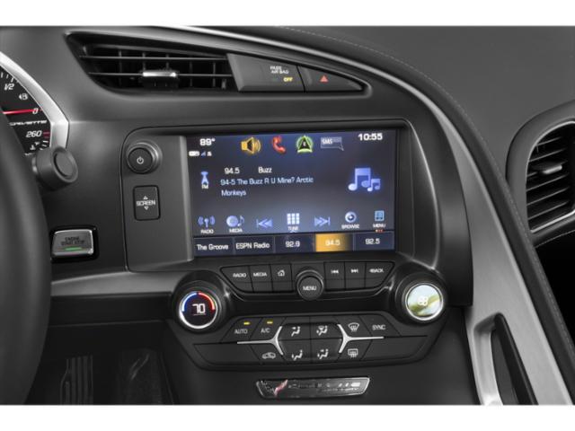 2018 Chevrolet Corvette 2D Coupe