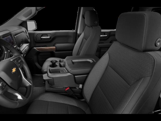 2019 Chevrolet Silverado 1500 4D Crew Cab