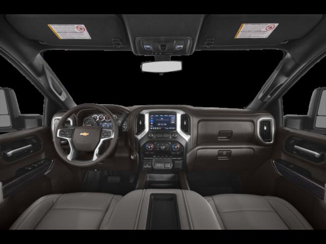 2020 Chevrolet Silverado 2500HD 4D Crew Cab
