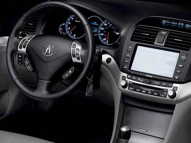 2008 Acura TSX Sedan 4 Dr.