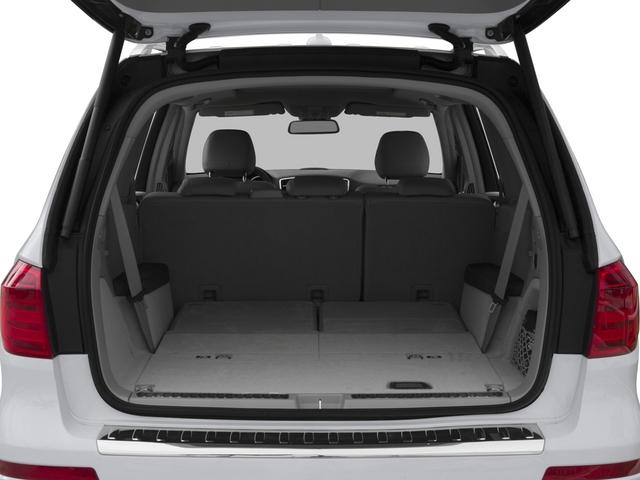 2015 Mercedes-Benz GL-Class Sport Utility