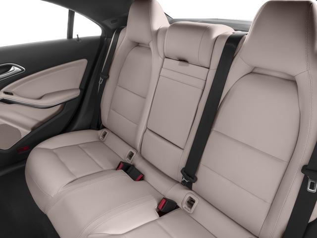 2017 Mercedes-Benz CLA 4dr Car
