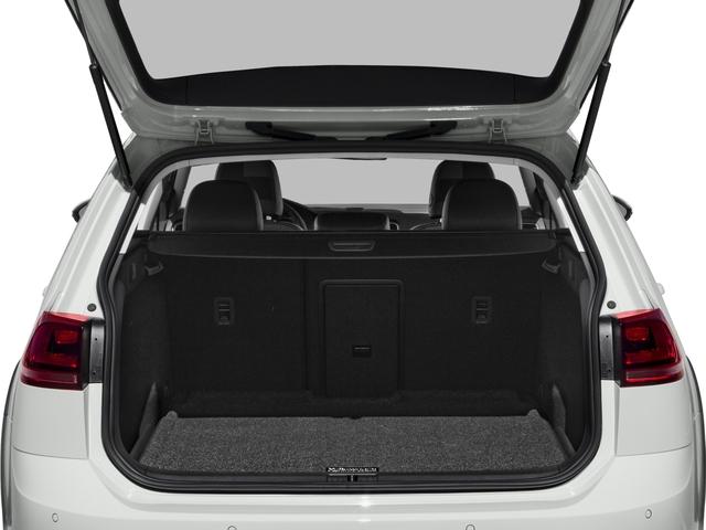 2017 Volkswagen Golf Alltrack Station Wagon