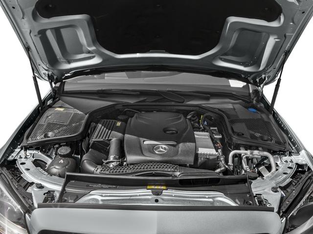 2016 Mercedes-Benz C-Class 4dr Car
