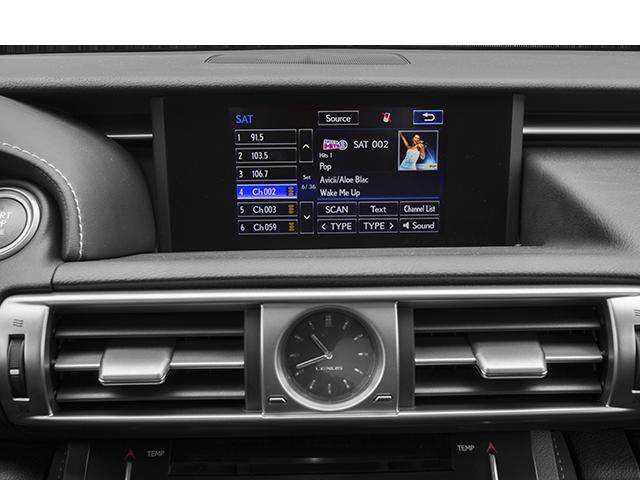 2014 Lexus IS 4dr Car