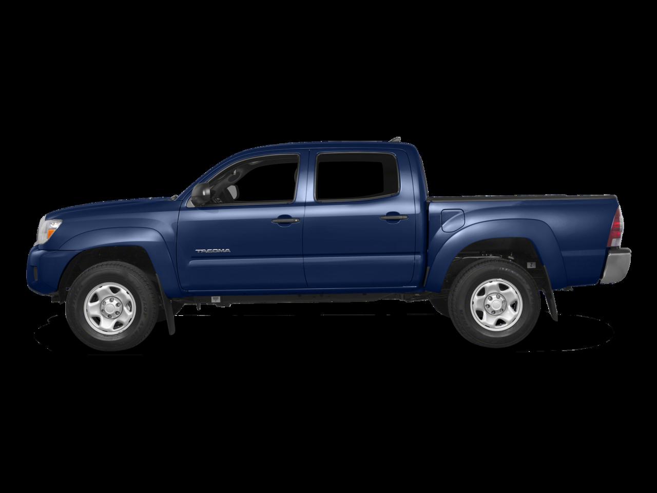 2015 Toyota Tacoma Short Bed
