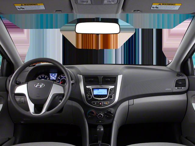 2013 Hyundai Accent 4dr Car