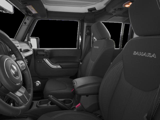 2017 Jeep Wrangler 4D Sport Utility