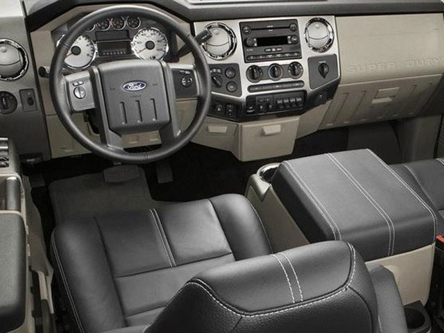 2008 Ford F-350SD Standard Bed