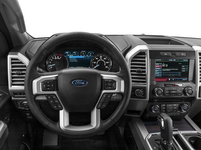 2015 Ford F-150 Standard Bed