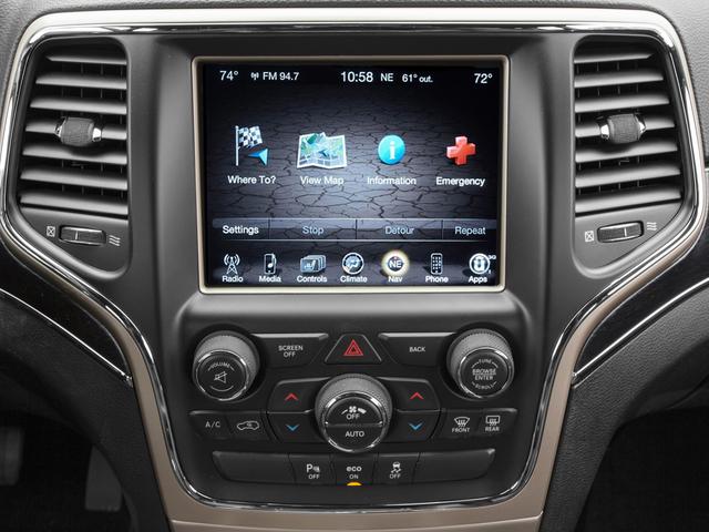 2016 Jeep Grand Cherokee 4D Sport Utility