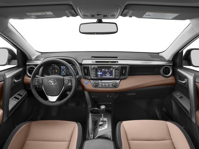 2016 Toyota RAV4 Hybrid Sport Utility