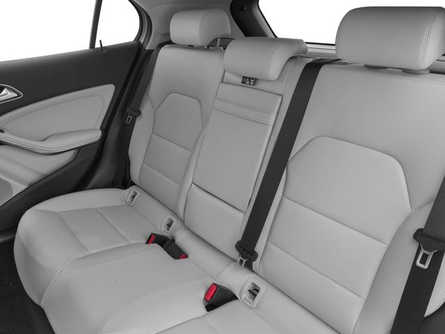 2016 Mercedes-Benz GLA Sport Utility