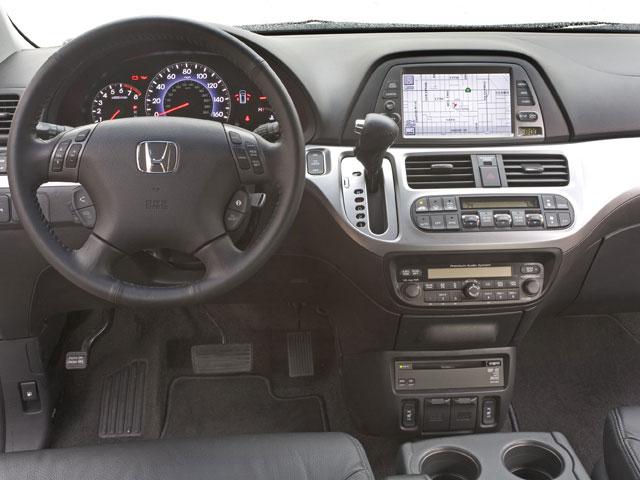 2010 Honda Odyssey Mini-van, Passenger