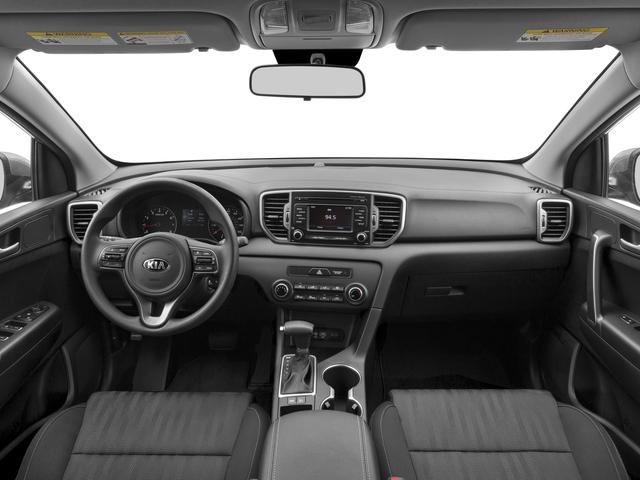 2017 Kia Sportage Wagon 4 Dr.