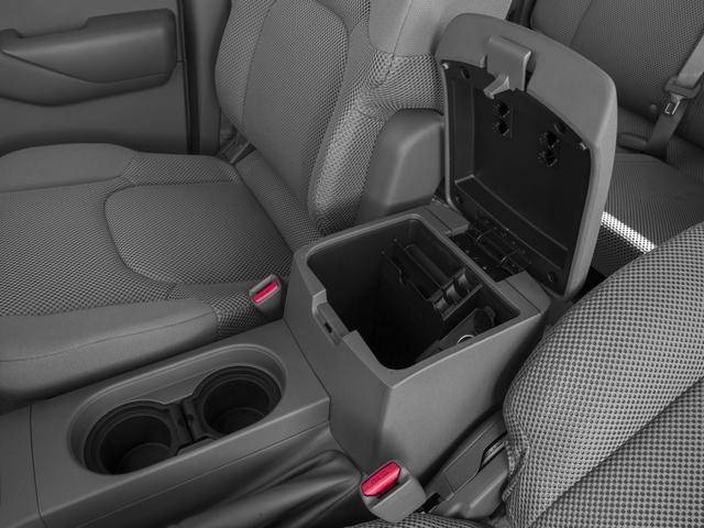 2015 Nissan Frontier Short Bed
