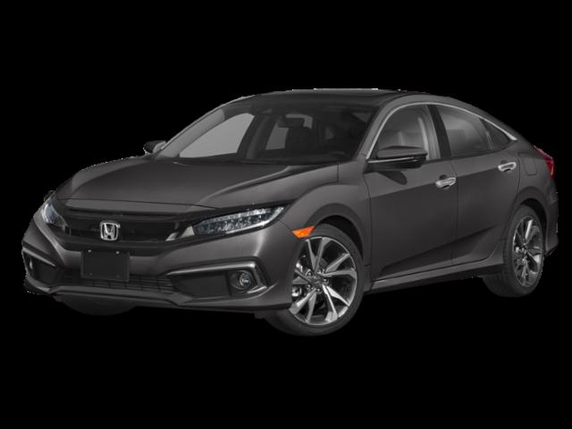 2020 Honda Civic Sedan Touring CVT Sedan image