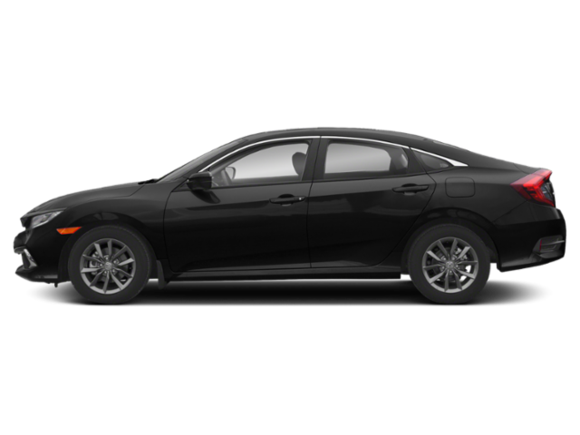 2020 Honda Civic Sedan EX w/New Wheel Design Sedan image
