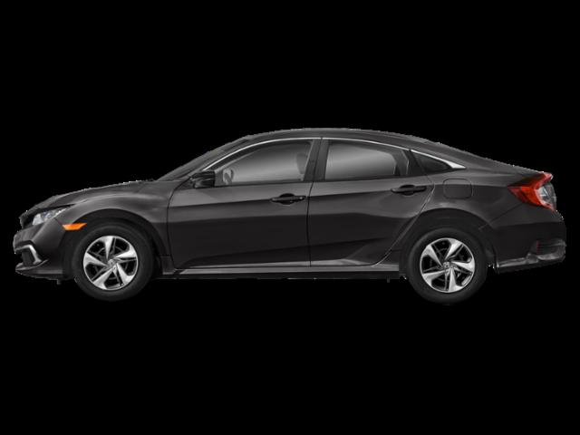 2020 Honda Civic Sedan LX Manual Sedan image