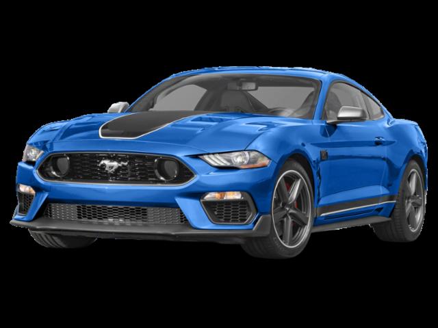 MustangMach 1Mach 1 Fastback