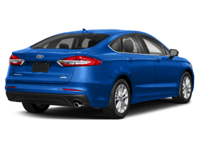 2020 Ford Fusion SE FWD image