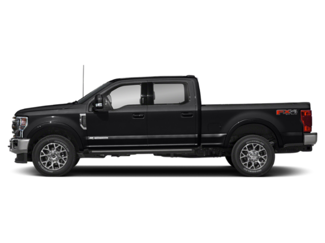 King Ranch 4WD Crew Cab 8' Box image