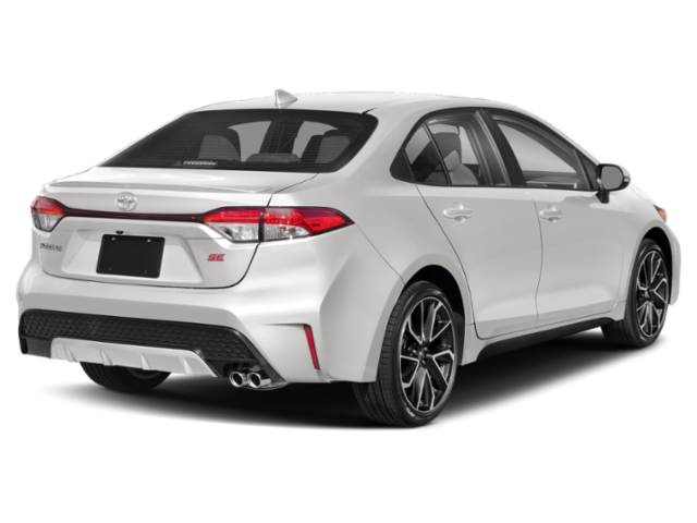 2020 Toyota Corolla SE Manual image