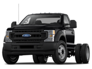 Super Duty F-550 DRW