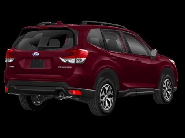 2021 Subaru Forester 2.5i Convenience image