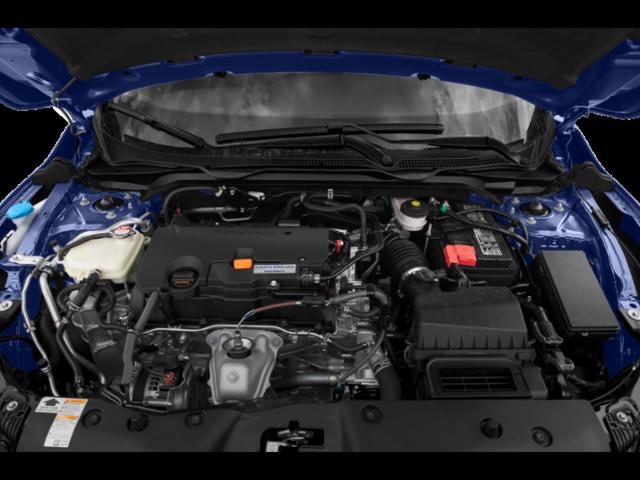 2020 Honda Civic Sedan EX CVT Sedan image