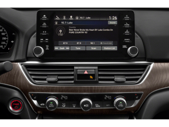2020 Honda Accord Hybrid CVT Hybrid Sedan image