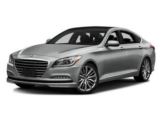 2016 Genesis Sedan