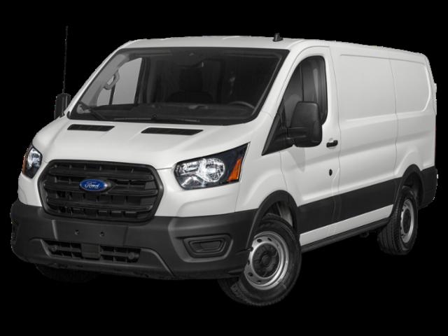 "2021 Ford Transit Cargo Van T-350 148"" Low Rf 9500 GVWR RWD image"