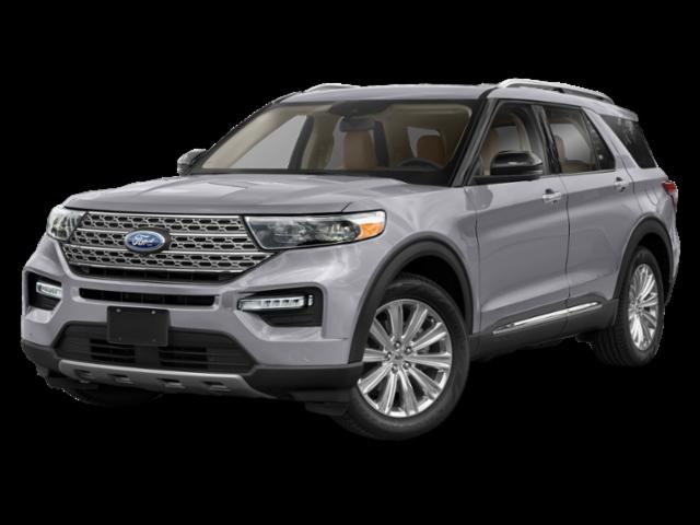 2021 Ford Explorer Platinum 4WD image