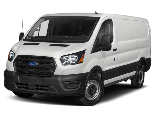 "2021 Ford Transit Cargo Van T-150 148"" Low Rf 8670 GVWR RWD image"