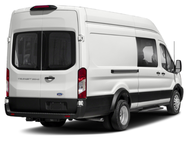 "2021 Ford Transit Crew Van T-350 148"" Hi Rf 9250 GVWR AWD image"