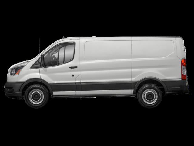 "2021 Ford Transit Cargo Van T-250 130"" Low Rf 9070 GVWR RWD image"